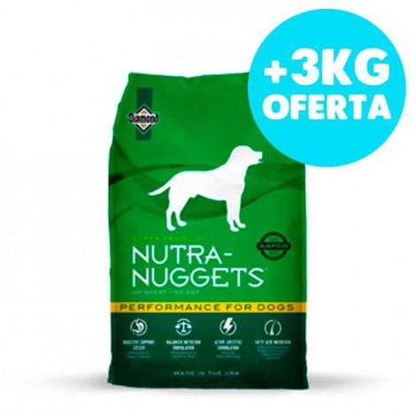 Nutra Nuggets - Performance 15Kg + 3Kg OFERTA