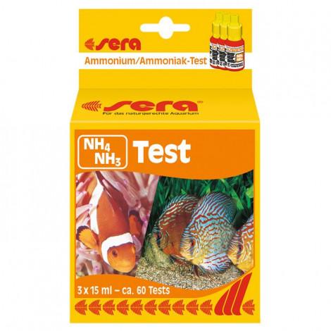 Sera - Teste de NH4/NH3 15ml