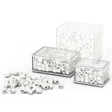 BIOBOX® EASYBOX® Anéis de Vidro