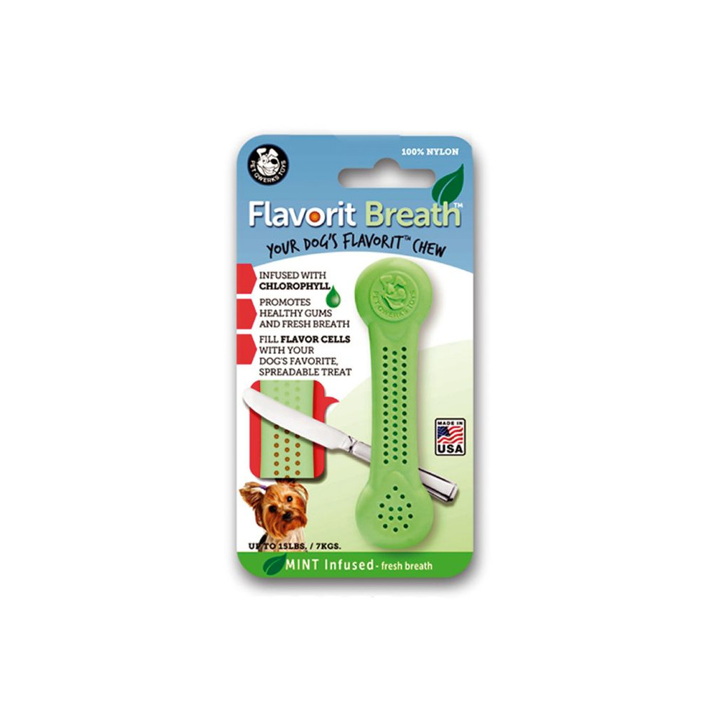 FLAVORIT ™ Nylon Bone - Breath Mint