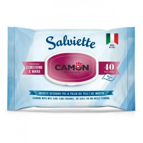 Camon Toalhetes Húmidos Clorexidina & Mirra