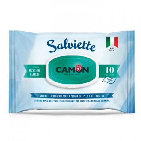 Camon Toalhetes Húmidos Muschio Bianco