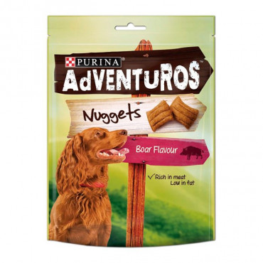 Adventuros Nuggets Javali 90gr