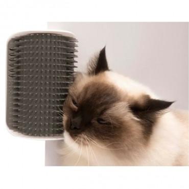 Catit Senses 2.0 Self Groomer - Massajador de Parede c/ Catnip