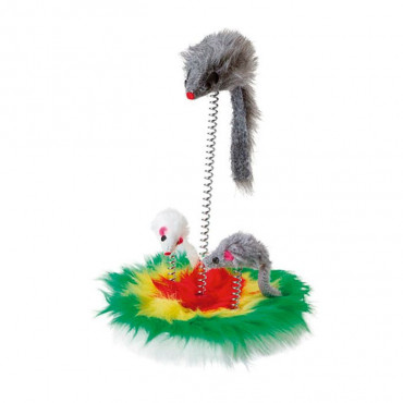 Brinquedo Rato a Balançar p/ Gatos