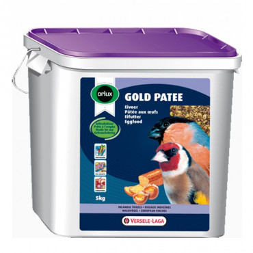 Versele-Laga - Orlux Gold Patee Aves Silvestres 5Kg