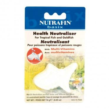 Nutrafin - Bloco Neutralizador p/Peixes de Água fria