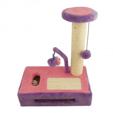 Arranhador Árvore c/ Brinquedos (IBZ)