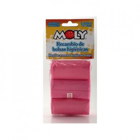 Moly - Recargas Dispensador