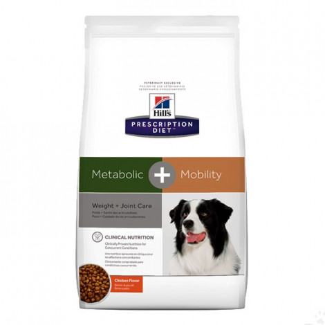 Hill's Canine - Metabolic Plus Mobility
