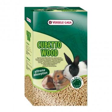 Cubetto Wood - Madeira Natural Prensada 12L/7Kg