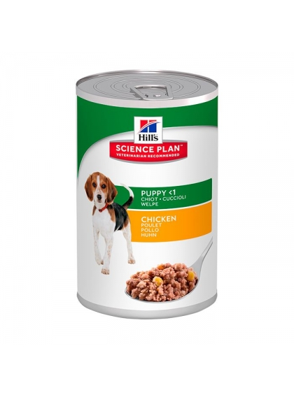Hill's Puppy Frango 370gr