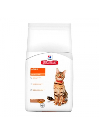 Hill's Feline - Optimal Care Borrego