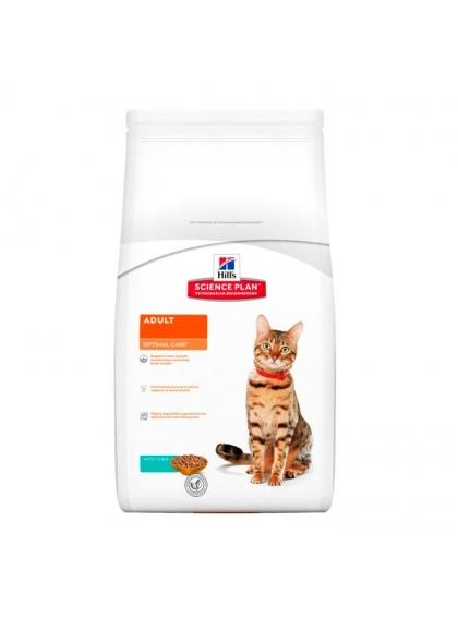Hill's Feline - Optimal Care Atum 2kg