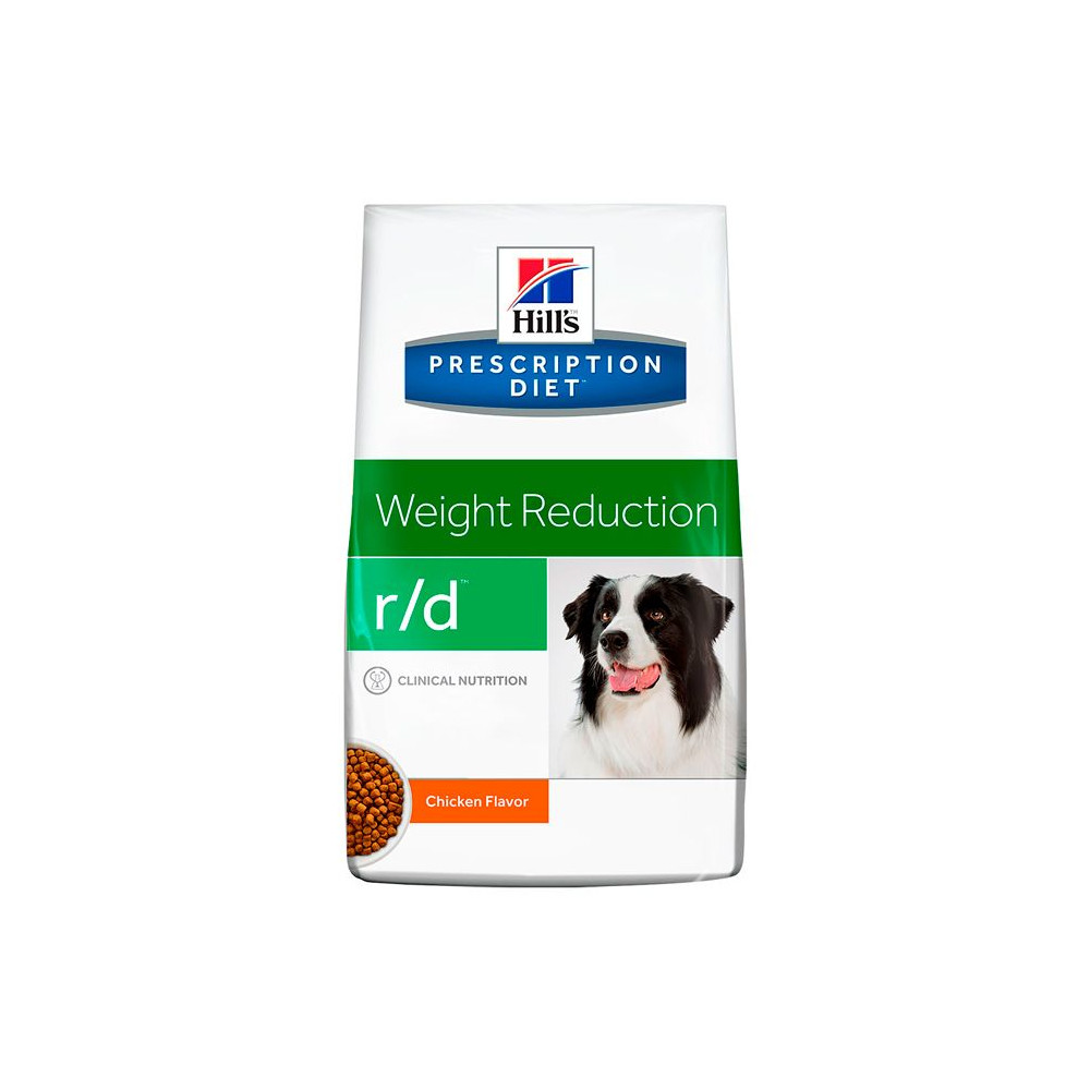 r/d Canine - Excesso de Peso/Diabetes Mellitus