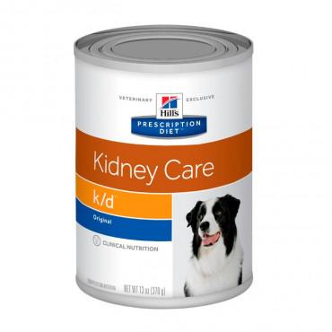Hill's k/d Canine - Doença Renal/Cardíaca 370gr