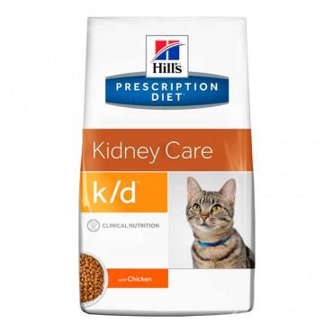 k/d Feline - Doença Renal/Problemas Cardíacos