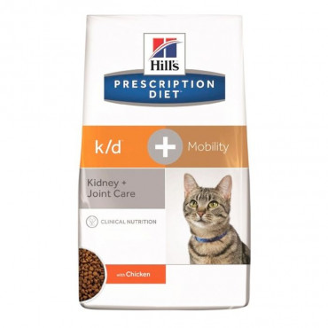 Hill's k/d Feline - Plus Mobility