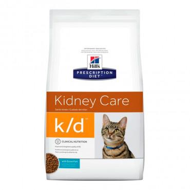 k/d Feline - Doença Renal/Problemas Cardíacos Atum 1.5kg