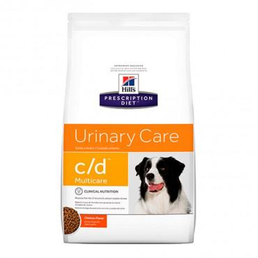 c/d Canine - Cuidados Urinários