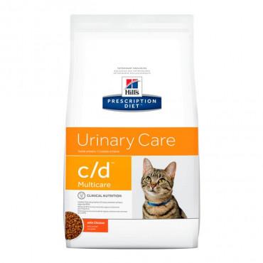 c/d Feline - Cuidados Urinários Frango