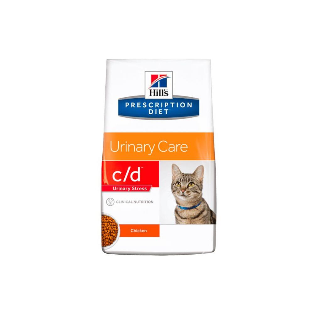 c/d Feline - Cuidados Urinários/Urinary Stress Frango