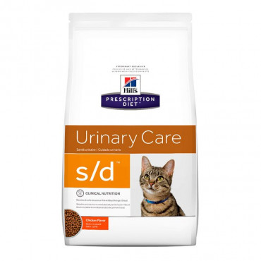s/d Feline - Cálculos Urinários 1.5kg