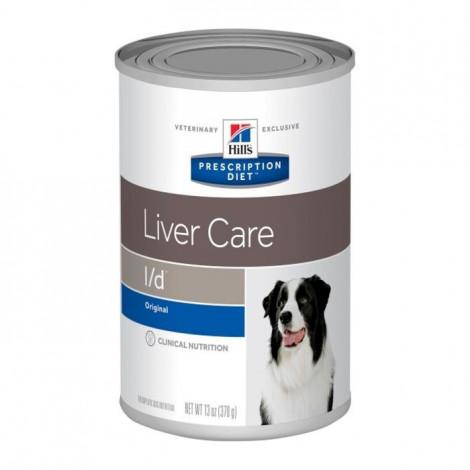 L/D Canine - Problemas Hepáticos 370gr