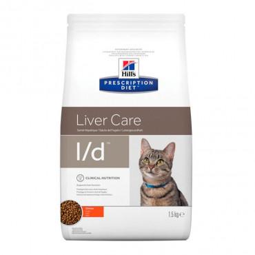 l/d Feline - Problemas Hepáticos 1.5kg