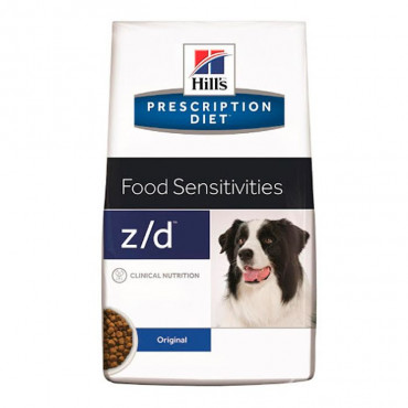 z/d Canine - Hipersensibilidade Alimentar