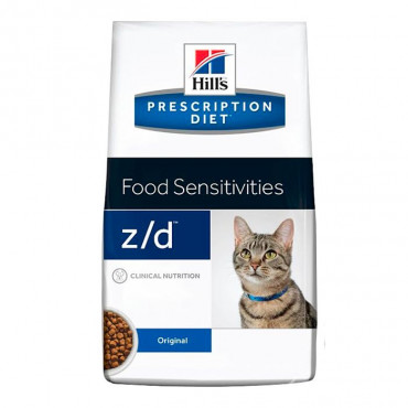 Hill's z/d Food Sensitives Gato Adulto