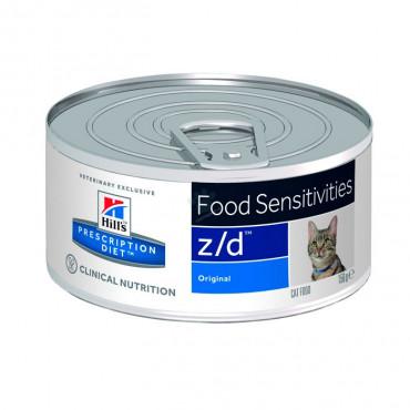 z/d Feline - Hipersensibilidade Alimentar 156gr