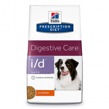 i/d Canine Low Fat - Problemas Gastrointestinais/Convalescença