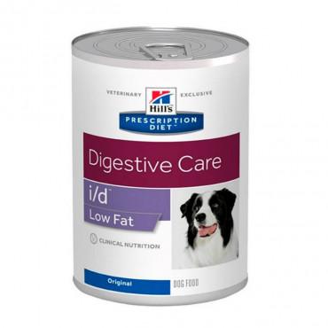 i/d Canine Low Fat - Problemas Gastroentestinais/ Convalescença 360gr