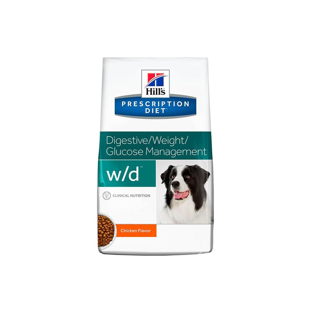 w/d Canine - DiabetesMellitus/Excesso de Peso