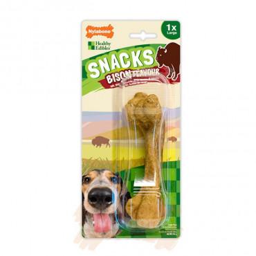 Snacks p/ Cão c/ Sabor a Bisonte
