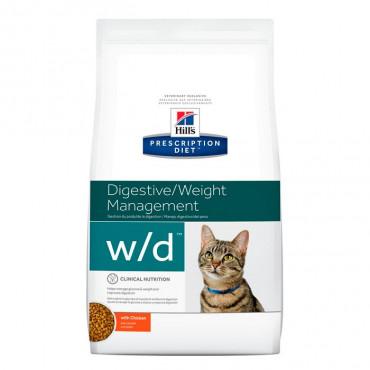 w/d Feline - Excesso de Peso 1.5kg
