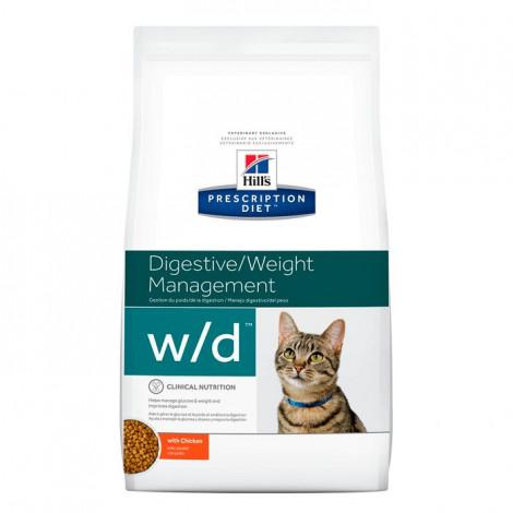 Hill's w/d Feline - Excesso de Peso