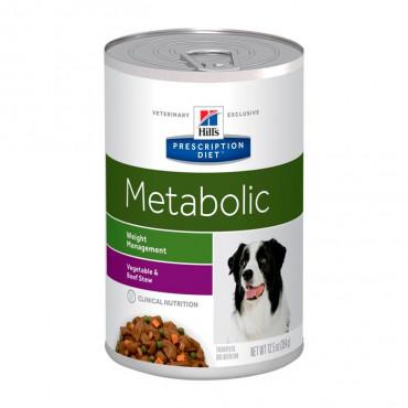Metabolic Canine - Excesso de Peso 370gr