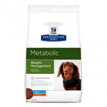 Metabolic Canine Mini - Excesso de Peso