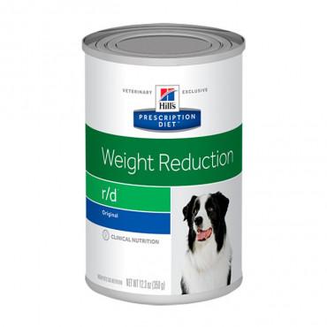 r/d Canine - Excesso de Peso/Diabetes Mellitus 350gr