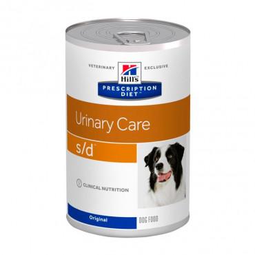 s/d Canine - Cálculos Urinários 370gr