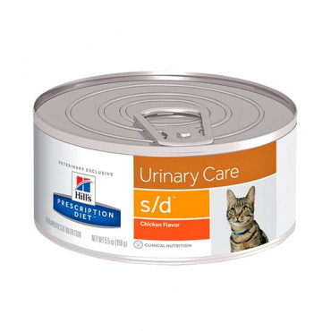 Hill's Urinary Care s/d Gato Adulto