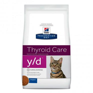 y/d Feline - Hipertiroidismo 1.5kg