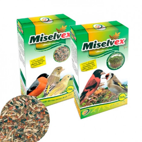 MISELVEX - Mix p/ Aves Selvagens