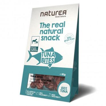Naturea Snacks Dog - Tuna Bites 80gr
