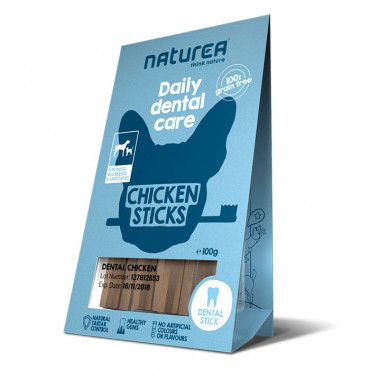 Naturea Sticks - Dental Chicken 100gr