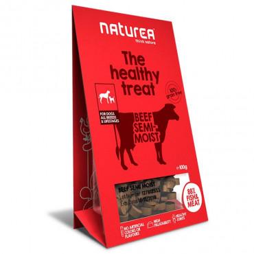 Naturea Treats Dog - Beef 100gr