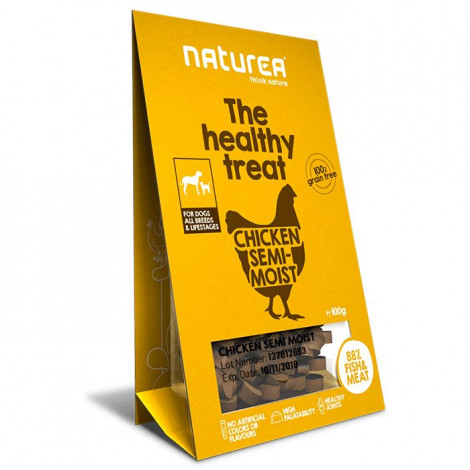 Naturea Treats Dog - Chicken 100gr