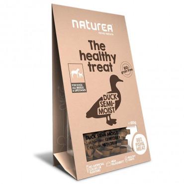 Naturea Treats Dog - Duck 100gr